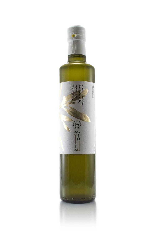 AYIA CION / malama organic olive oil