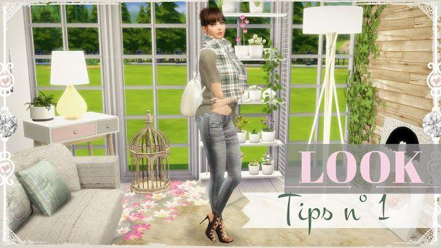Sims 4 - Look Tips Nº1