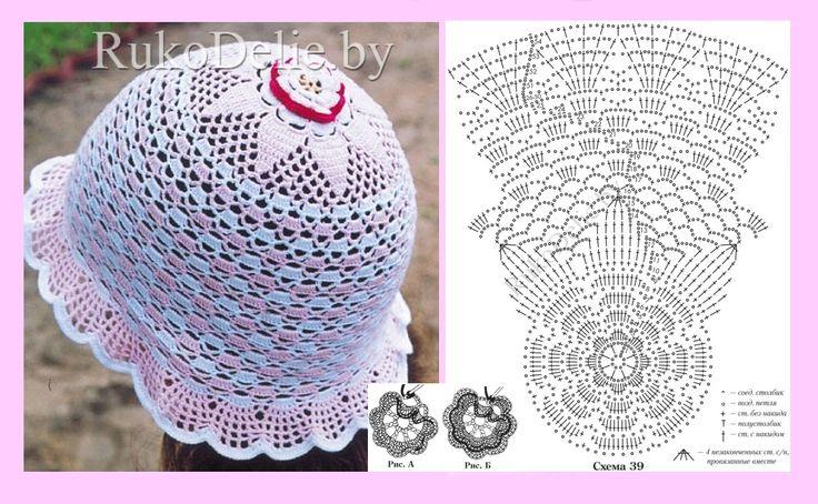 455 best Mütsid. Hats. images on Pinterest | Crochet hats, Crocheted ...