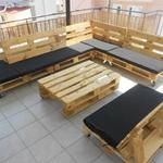 Pallet Furniture for Outdoors | 99 Pallets