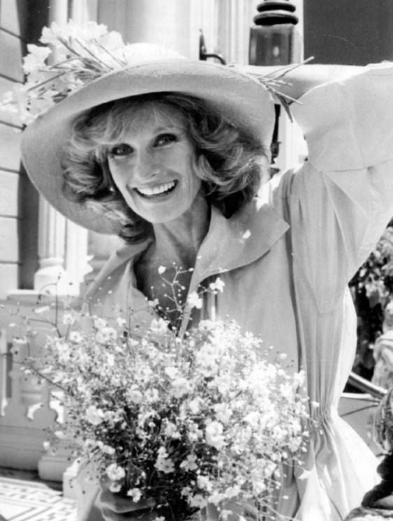 Cloris Leachman....such a funny lady. Loved her in The Mary Tyler Moore Show!