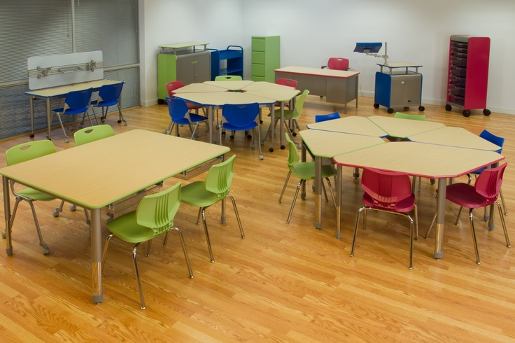 Classroom Layouts With Tables ~ Best images about classrooms school furniture on