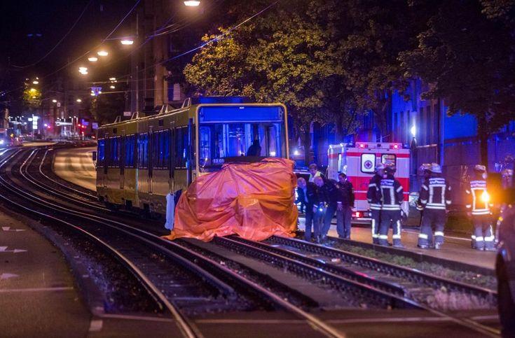 Am Donnerstagabend ereignete sich ein tödlicher Unfall in Stuttgart-Bad Cannstatt. Foto: 7aktuell.de/Simon Adomat