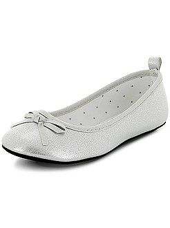 Zapatos, zapatillas - Manoletinas lisas - Kiabi