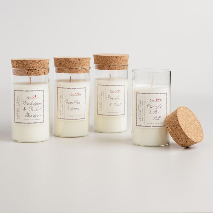 Luxurious Scented Candles #Richlifestyle