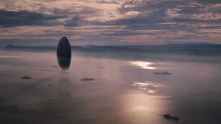 You know I've had my head tilted up to the stars for as long as I can remember. You know what surprised me the most, it wasn't meeting them. It was meeting you. #Arrival
