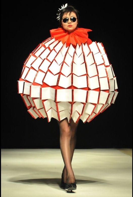 The CRAZIEST runway looks of 2012; Fashion Weeks from all over the world brought…