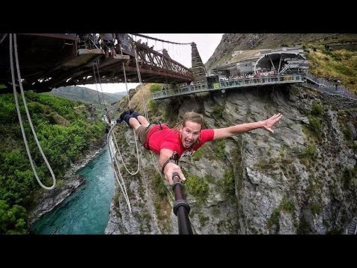 Devinsupertramp and team going crazy in New Zealand.