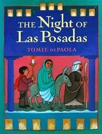 Las Posada unit for Mexico christmas around the world unit.  I love all of Tomie DePaola's books, and this one is no exception!