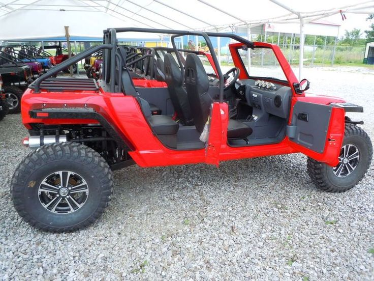 Jeep Interest Rates >> 2015 Oreion Motors Epic 4 Door 4x4 Red Sold For Sale ...