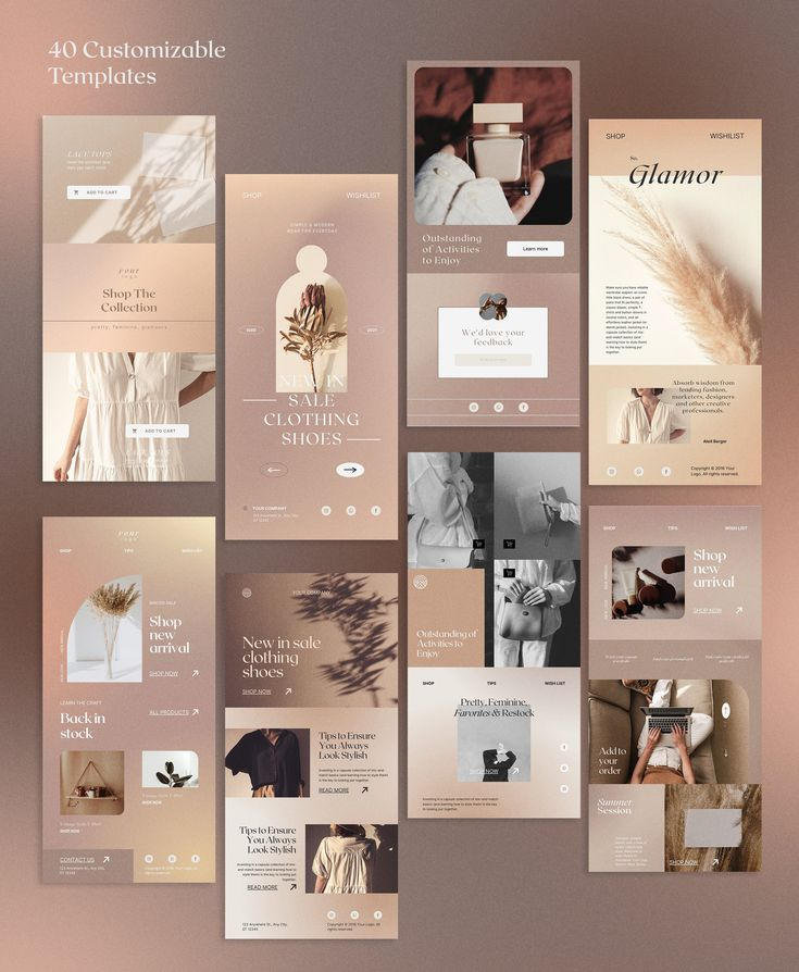 22/02/2021· email marketing template is a customizable marketing email that you can edit. Gradiena Newsletter Templates In 2021 Email Marketing Template Design Email Marketing Template Newsletter Templates