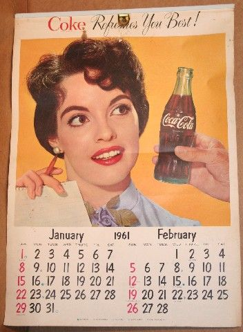 Element Brand Wallpapers Girls 103 Best Vintage Coca Cola Calendars Images On Pinterest