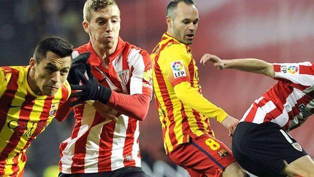 Kalah 0-1 dari Bilbao, Barcelona Disamai Atletico