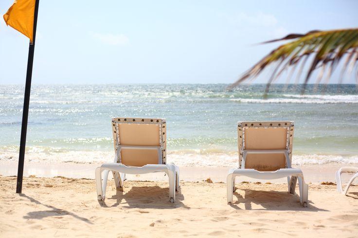 Morning on the beach of Riviera Maya by Yana Bukharova on 500px
