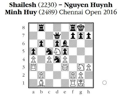 Chess Puzzle: Chess Puzzle - Series 2050