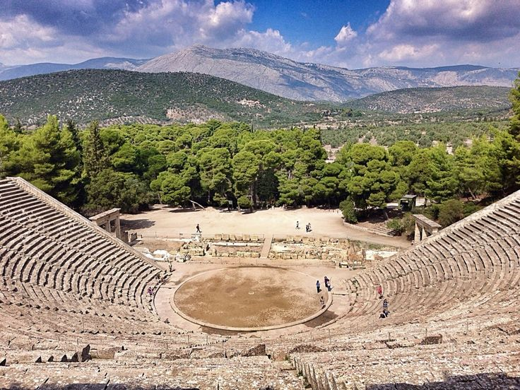 Ancient Greek drama performances are hosted during summer at the Epidaurus Ancient Theatre, an outstanding architectural monument known for its unique acoustics. Learn more: http://sail-la-vie.com/discover/p/2235/Athens___Epidaurus_Festival_-_Athens