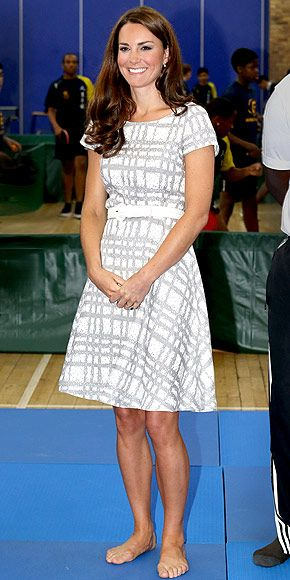 Kate Middleton...what a great dress