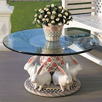 I Ve Always Loved This Table It S Just So Creative And