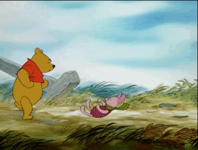 winnie the pooh blustery day