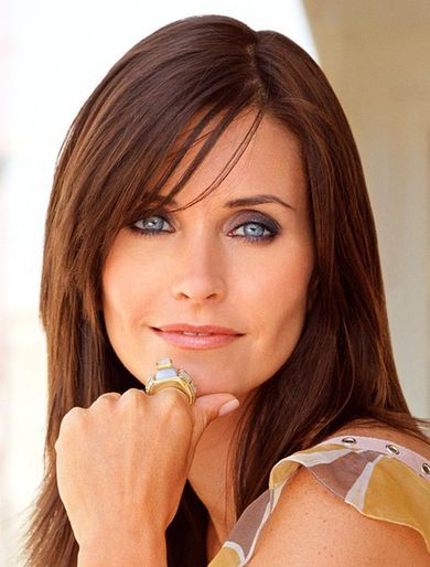 Courtney Cox as Gladys. Courtney fits this role because she has done comedy and has played a bossy young girl in FRIENDS. She is an attractive woman in her 40s.