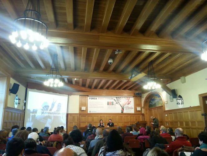 Periodico Digital de Málaga y Provincia   – Foro Abogados participa en el foro sobre derecho internacional que se celebra en San Sebastián