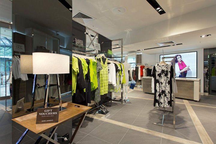 David Lawrence store, Sydney - Australia