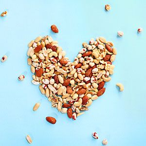 5 Health Benefits of Eating Peanuts | 4. Keep your heart healthy | CookingLight.com