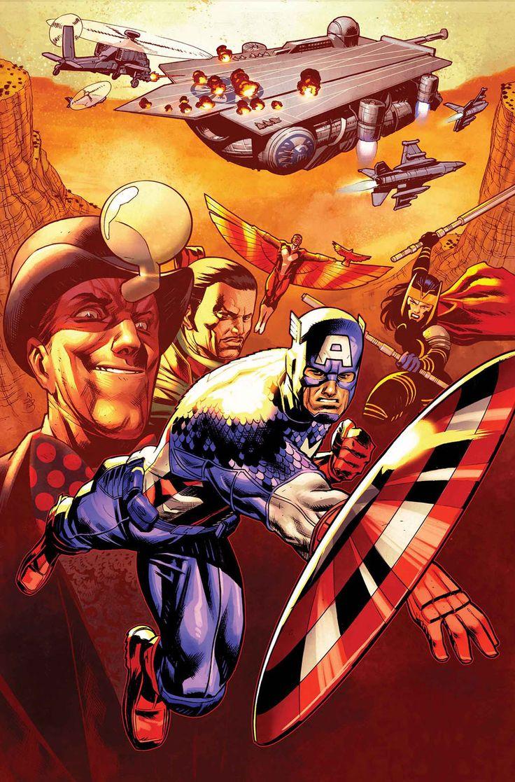 Captain America: The Iron Nail vol 4 #1 cover