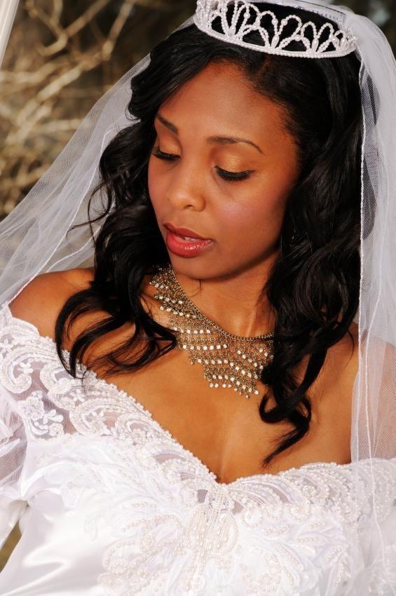 black bridal hairstyles 2013