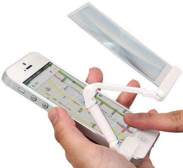 iPhone ClipOn Screen Magnifier Iphone, Electronics