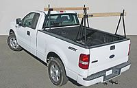 Hawaiian Sawhorse Truck Rack for Kayaks, Canoes, Lumber, and more