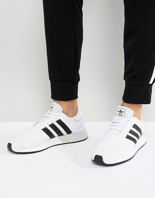 pretty nice 3c3a4 3402e adidas Originals N-5923 Sneakers In White AH2159