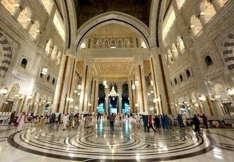 Masjid Al Haram, Makkah