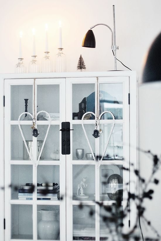 I love this cabinet. By - http://houseofphilia.blogspot.com/