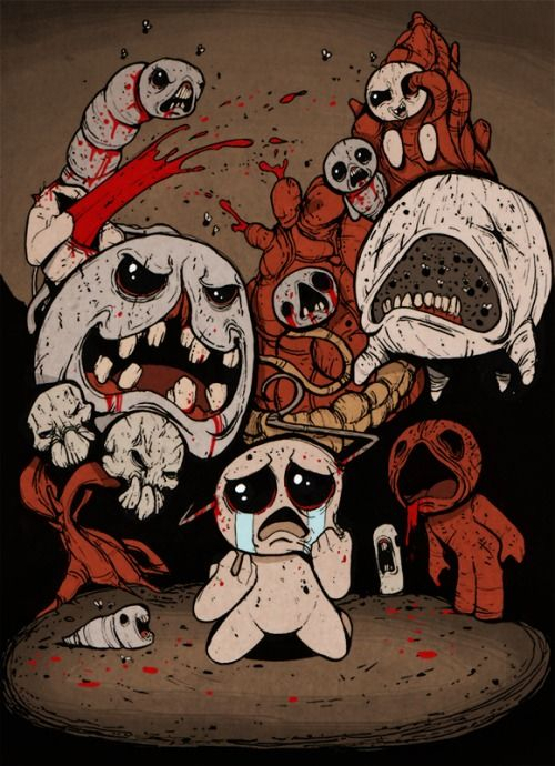 Binding Of Isaac Bedroom: 1000+ Images About Binding Of Isaac On Pinterest