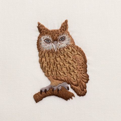 OwlTowel - Ivory Cotton – Henry Handwork