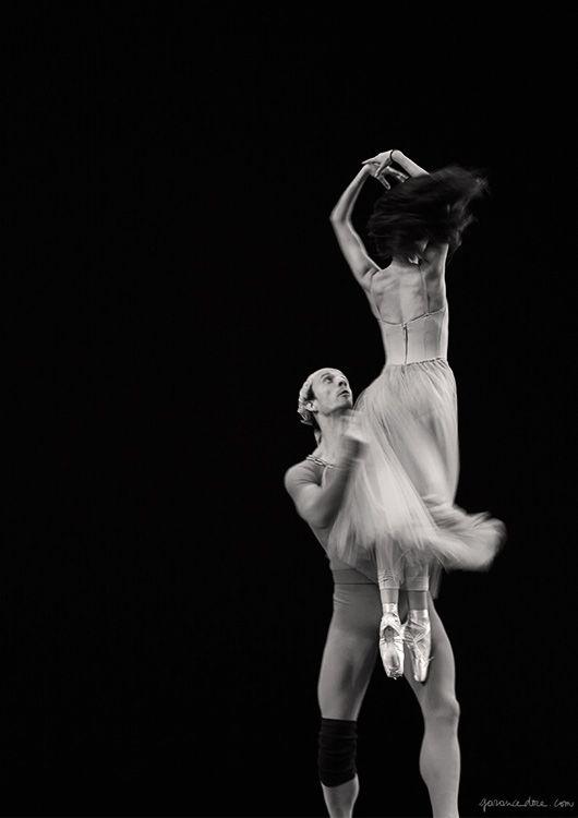 In rehearsal. nyc ballet part 2 garance dore photos