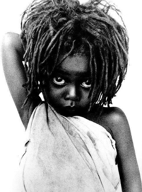 Rastafarian Art Gallery - Ras Daniel Heartman - Princess Desta (Ras Daniel Heartman daughter)