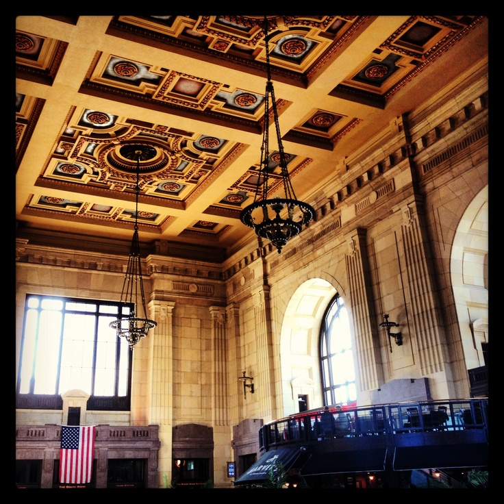 union station kansas city mo memorial day