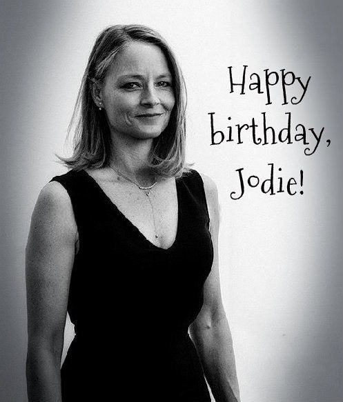 regram @jodiefosterworld November 19 / Jodie Foster's birthday Another year's passed and today's my girl's birthday! Can't thank this woman enough for everything she's done for me. When I first discovered Jodie I was going through some difficult times but finding her helped me a lot and you know why? Because I had found someone with the right words someone who was true to her own values someone who was honest and real. Jodie is a fascinating artist and the way she talks about her art her…