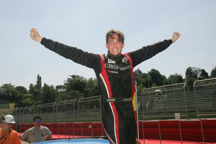 Fernando Monje, new ETCC winner