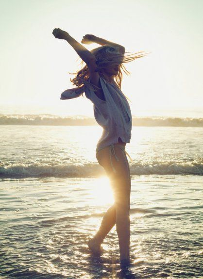 dance, forget how it looks, feel how it feels. Let go and dance <3