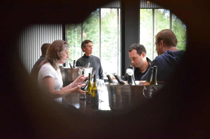Argyle Winery's new Dundee tasting room - Photo Gallery - OregonLive.com