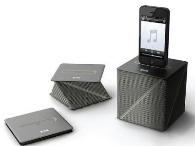 Viva Docking Speaker, un dock inspiré de l'origami
