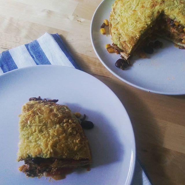 Recept tortillataart (foodblogswap)