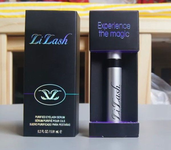 LI LASH PURIFIED EYELASH SERUM 0.2 FL OZ BRAND NEW IN BOX #Lilash