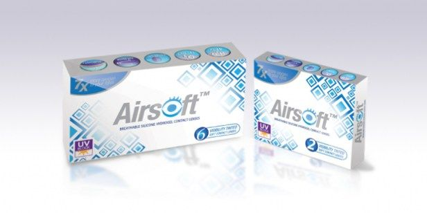 To meet the needs of people with sensitive dry eyes; Silicone hydrogel contact lenses were introduced. Hydrogel contact lenses coated with silicone are known for the wettability (moisture retention), enhanced oxygen permeation (7times higher) & durability (prevention from bacteria accumulation & protein buildup)  Buy here:  https://www.uniqso.com/products/airsoft-silicone-hydrogel-clear-lens