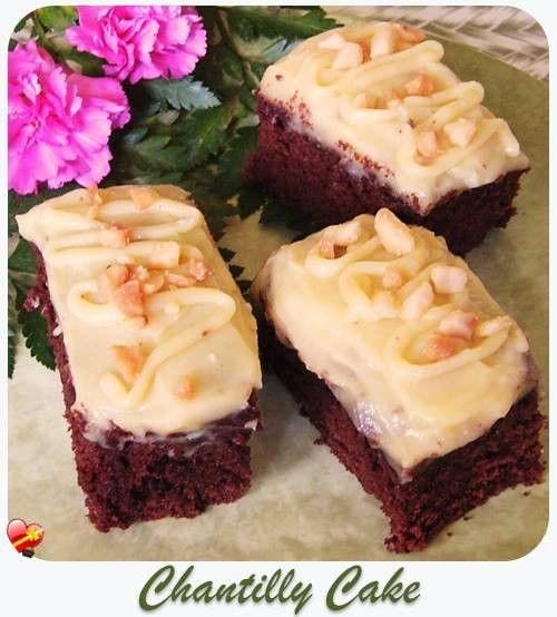 Chantilly Cake - ILoveHawaiianFoodRecipes