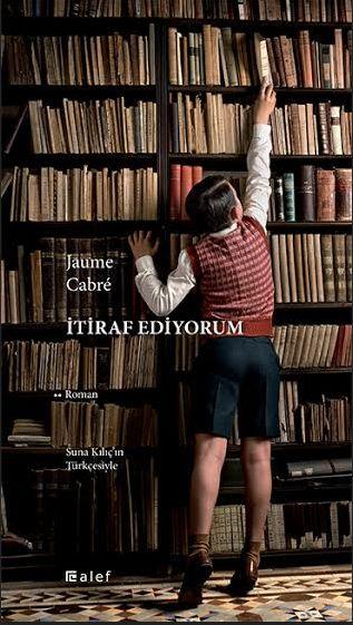 'İtiraf Ediyorum': İyi ve Kötünün Peşinde-20.yüzyıl Avrupası'nın detaylı bir portresini yaratıyor Jaume Cabré. 830 sayfalık bu destansı roman, yazarın Türkçedeki ilk romanı...'İtiraf Ediyorum', okuduğum en özel iki üç romandan bir tanesi…