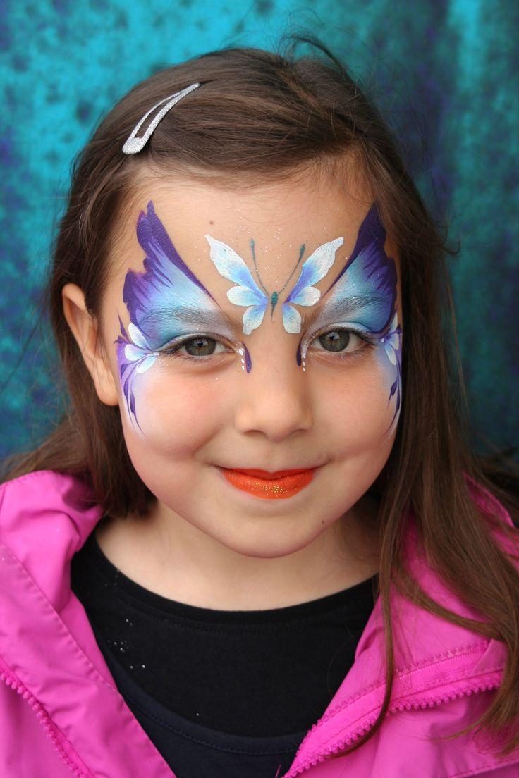 Little purple butterfly